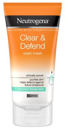 Clear & Defend Wash-Mask 150 ml