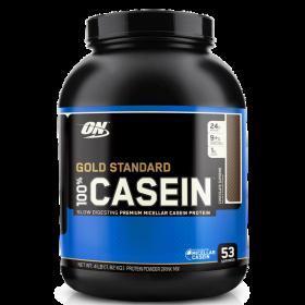 100% Casein Gold Standard 1818g Creamy Vanilla
