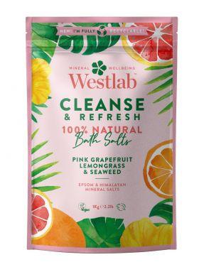 Badesalt Cleanse & Refresh 1kg