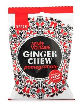 Ginger Chew Pomegranate 120g