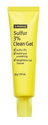 Sulfur 3% Clean Gel 30ml