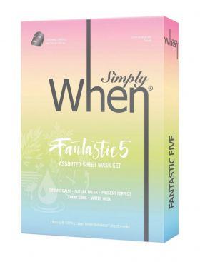 Fantastic Five Assorted set 5stk