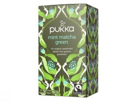 Te Mint Matcha Green 20stk