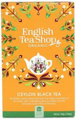 Te Ceylon Black 20stk