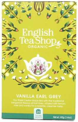 Te Vanilla Earl Grey 20stk