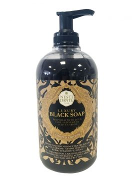 Luxury Black Hand & Face 500ml