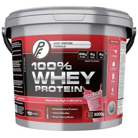 Whey Tech Protein®, Strawberry 3000g
