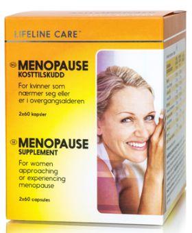 Lifeline Care Menopause 120stk