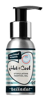 Hot & Cool Stimulerende Menthol Gel 50ml