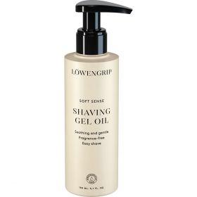 Soft Sense - Shaving Gel Oil 150ml