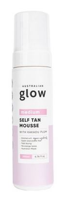 Self Tanning Mousse with Kakadu Plum - Medium