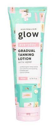 Gradual Tanning Lotion with Hemp