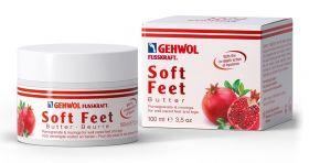 Fusskraft Soft Feet Butter 100ml
