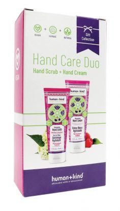 Hand Cream+Hand Scrub Duo Elderflower