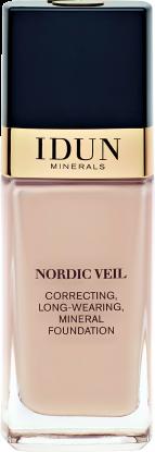 Nordic Veil Liquid Foundation Freja (varm lys) 26ml