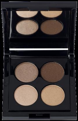Eyeshadow Brunkulla palette 4g