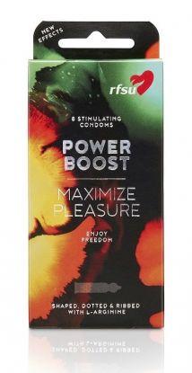 Power Boost kondom 8stk