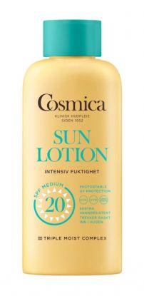 Cosmica Sun Lotion SPF20 200ml