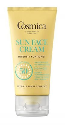 Cosmica Sun Face Cream SPF50+ 50ml