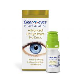 Cleareyes Professional øyedråper 10 ml