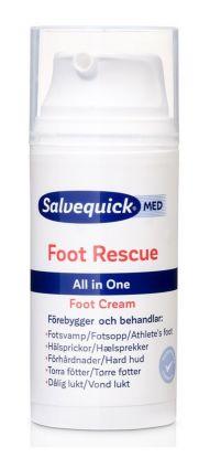 Foot Rescue All-in-one Fotkrem 100ml