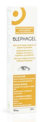 Blephagel Steril Gel 30g tube