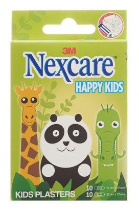Nexcare Kids Animals 20stk
