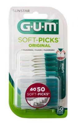 Soft Picks Large 50stk