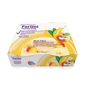 Fortini Creamy Fruit 4X100g