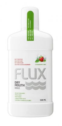Dry Mouth Fluorskyll 500ml