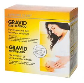 Lifeline Care Gravid 4x30stk