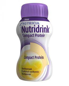 Nutridrink Compact Protein Vanilje 4X125ml