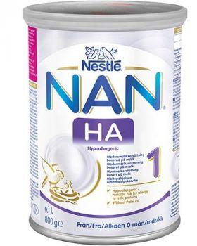 NAN HA 1 morsmelkerstatning 800g