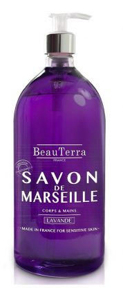 Marseille Soap Lavender 300ml