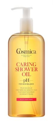 Caring Shower Oil Mildt Parfymert 400ml