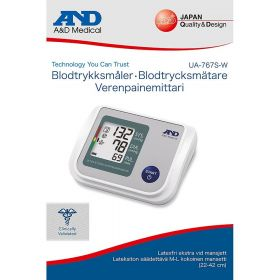 Blodtrykksmåler UA-767S-W