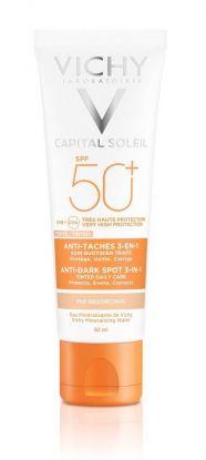 Capital Soleil Anti-Dark Spot SPF50+ 50ml