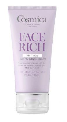 Face Anti-Age Rich Moisture Face cream 50ml