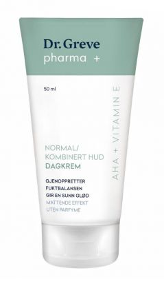 Dagkrem Normal & Kombinert Hud 50ml Parfymefri