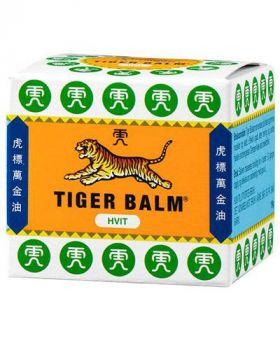 Tigerbalsam Hvit