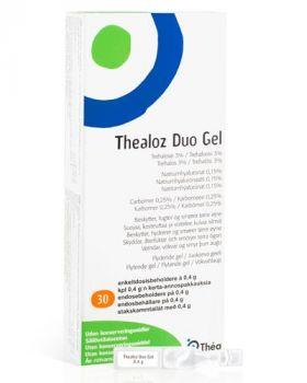 Thealoz Duo Øyegel 30x0,4g