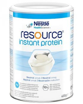 Resource Instant Protein pulver 400g