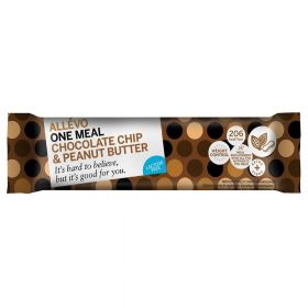 Allevo One Meal Chocolate Chip & Peanut Butter 56g