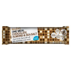 Allevo One Meal Chocolate Almond & Sea Salt 57g