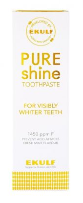 Ekulf Pure Shine Toothpaste 75 ml