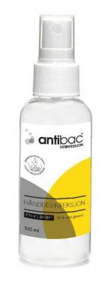 Antibac 85% Hånddesinfeksjon Spray 100ml