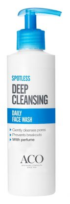Spotless Deep Cleansing Daily Face Wash 200ml