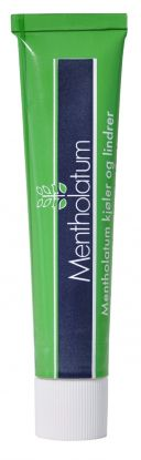 Mentholatum salve 25 g