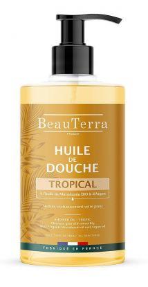 Shower Oil Tropical 750ml