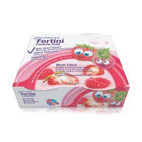 Fortini Creamy Fruit Bær & Frukt 4x100g